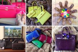 Instagram's Handbag Celebrities: @orangekissed