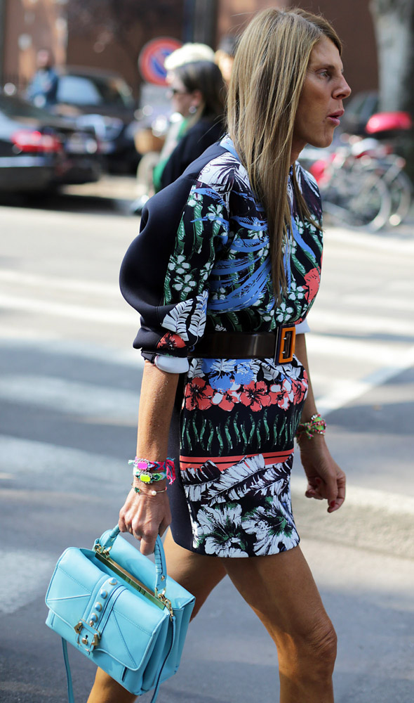 The Many Bags of Anna Dello Russo-20