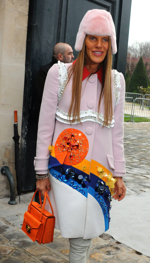 The Many Bags of Anna Dello Russo-25