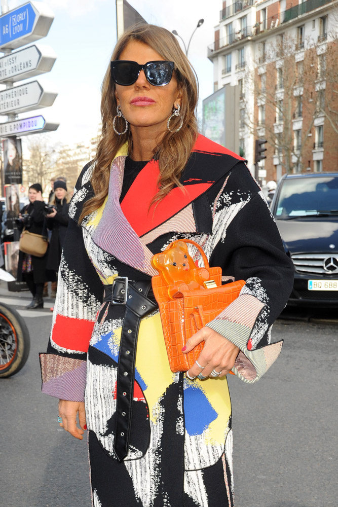 The Many Bags of Anna Dello Russo-33