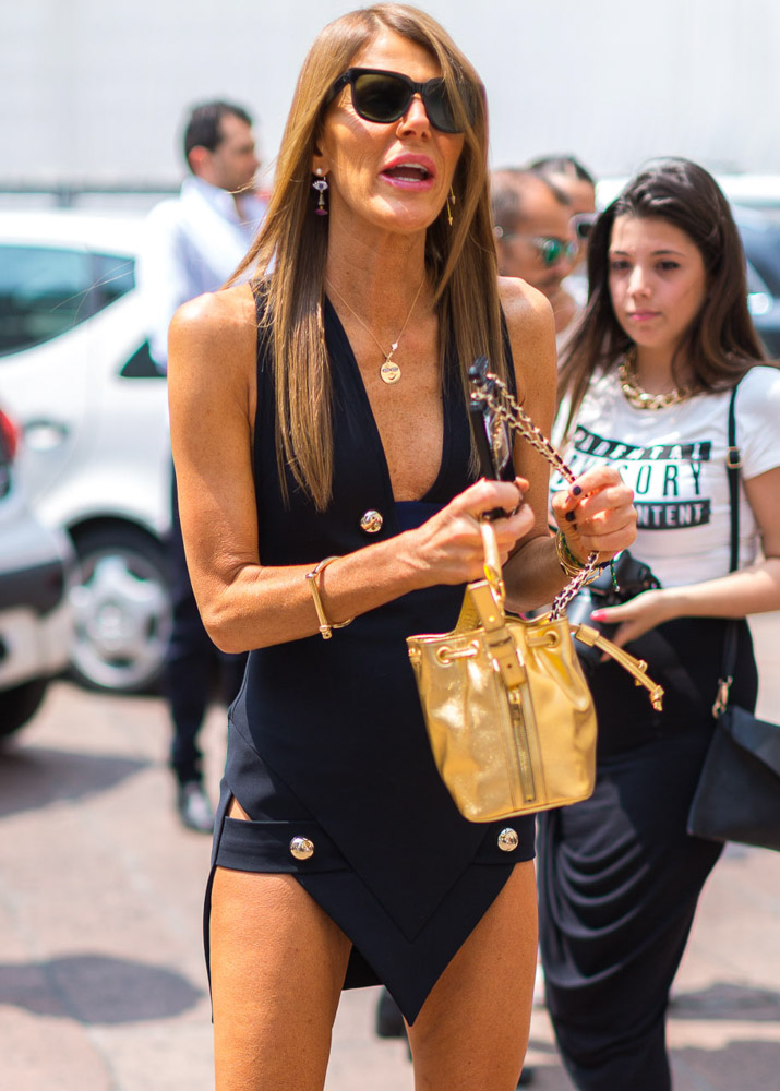 The Many Bags of Anna Dello Russo-37