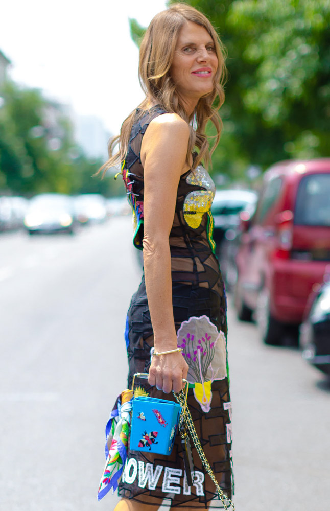 The Many Bags of Anna Dello Russo-39