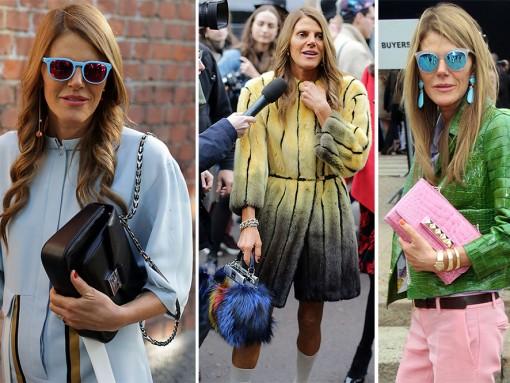 The Many Bags of Anna Dello Russo