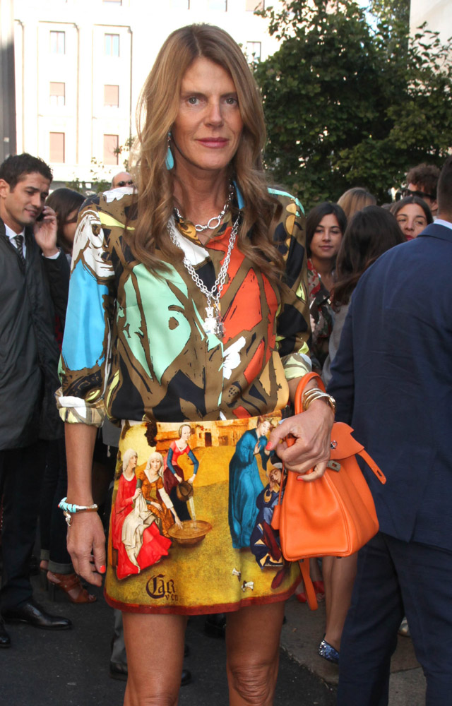 The Many Bags of Anna Dello Russo-9