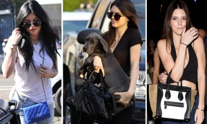 The Many Bags of Kylie and Kendall Jenner