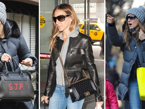 The Many Bags of Sarah Jessica Parker Part 2