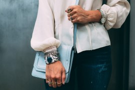 What's In Her Bag: Danielle and Jodie Snyder of Dannijo