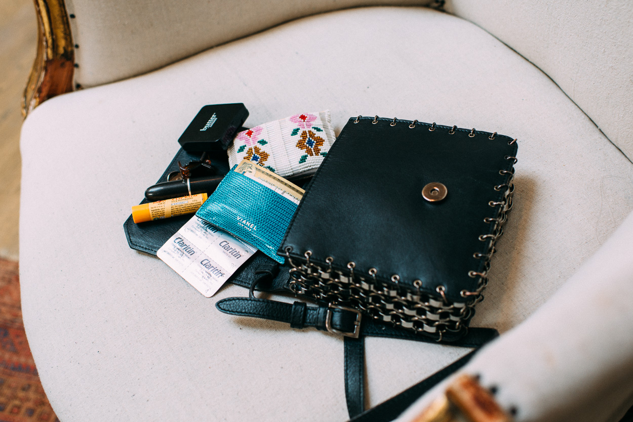 What's In Her Bag: Danielle and Jodie Snyder of Dannijo (42)