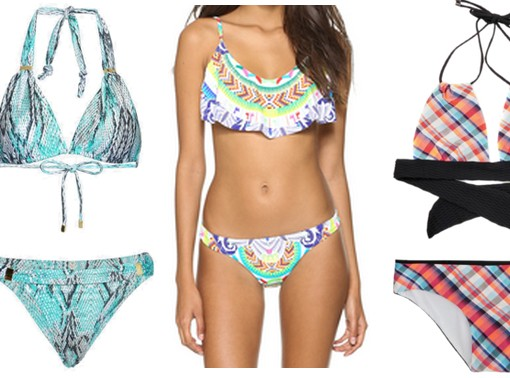 Want It Wednesday Bathing Suits