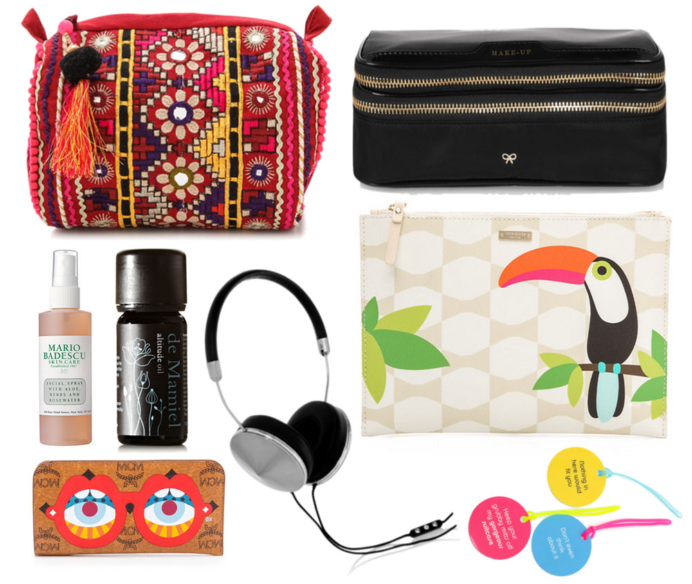 Want It Wednesday Travel Essentials