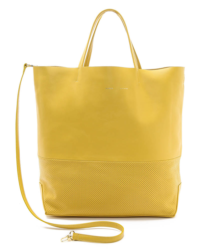 Alice.D Perforated Tote