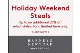 Barneys Warehouse July 4 Sale