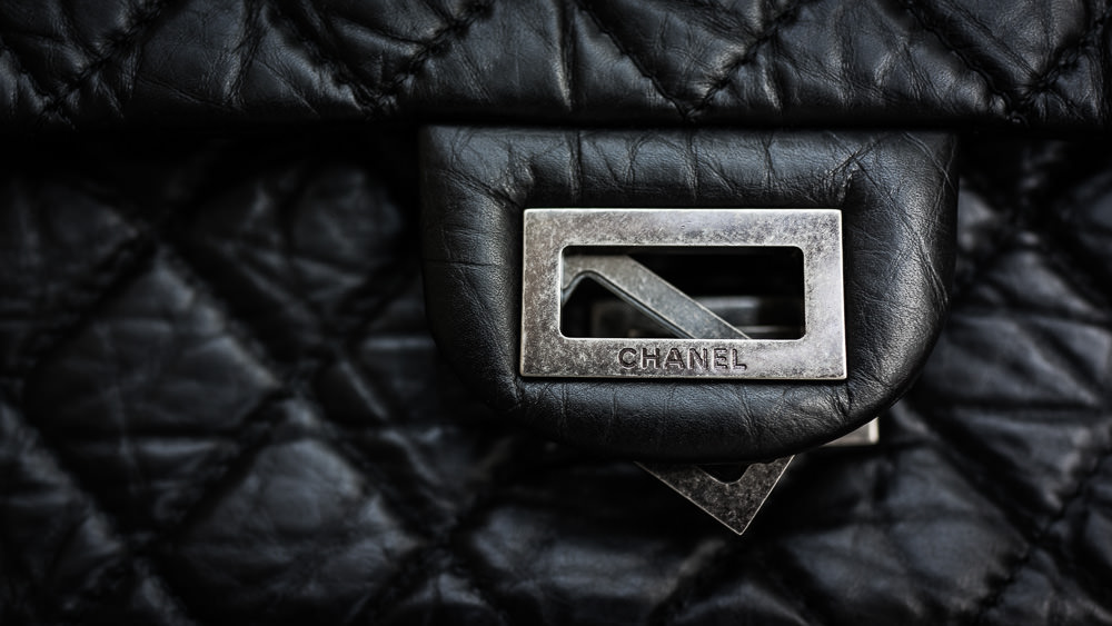 The broken $5000 Chanel Bag