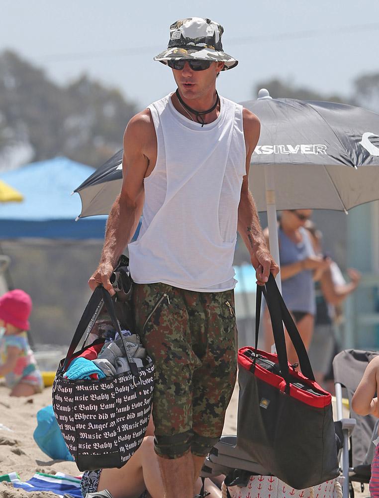 Celebrity Beach Bags 4