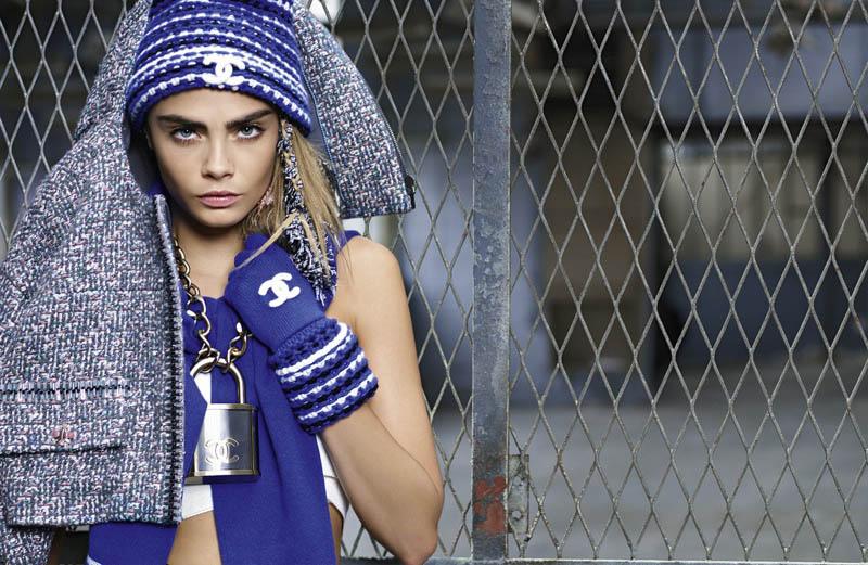 Chanel Fall 2014 Ad Campaign 10