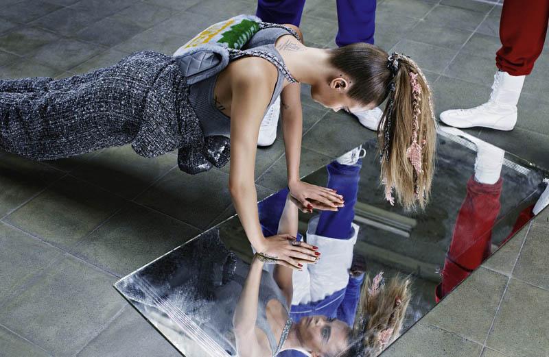Chanel Fall 2014 Ad Campaign 11