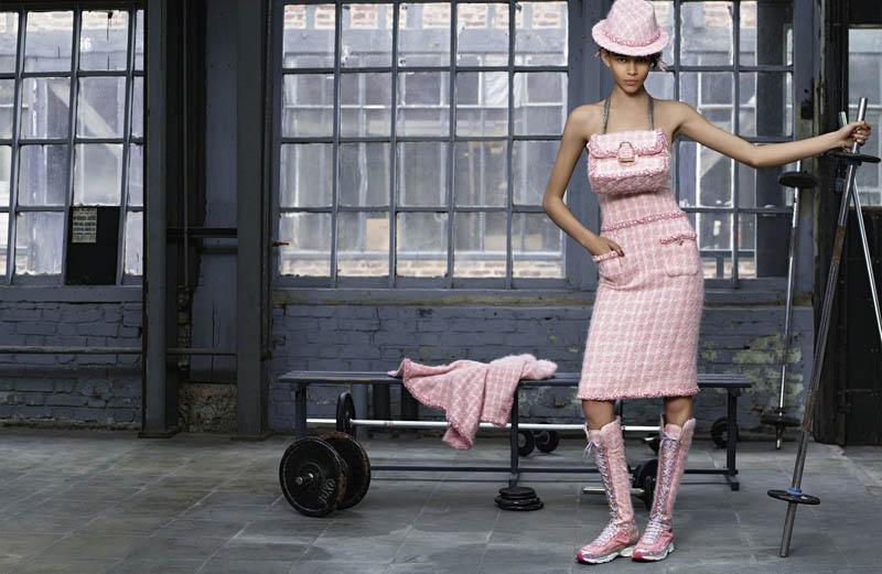 Chanel Fall 2014 Ad Campaign 5