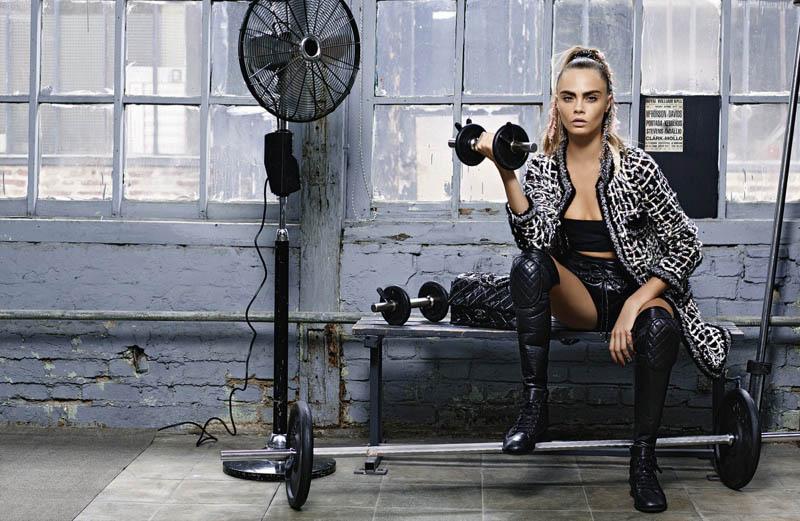 Chanel Fall 2014 Ad Campaign 6