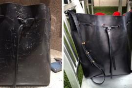 Dirty Mansur Gavriel Bucket Bag