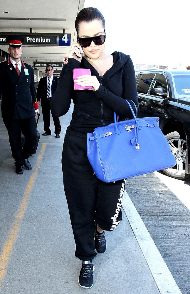 Khloe Kardashian Hermes Birkin-1