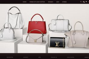 Louis Vuitton Finally Redesigned Its Website