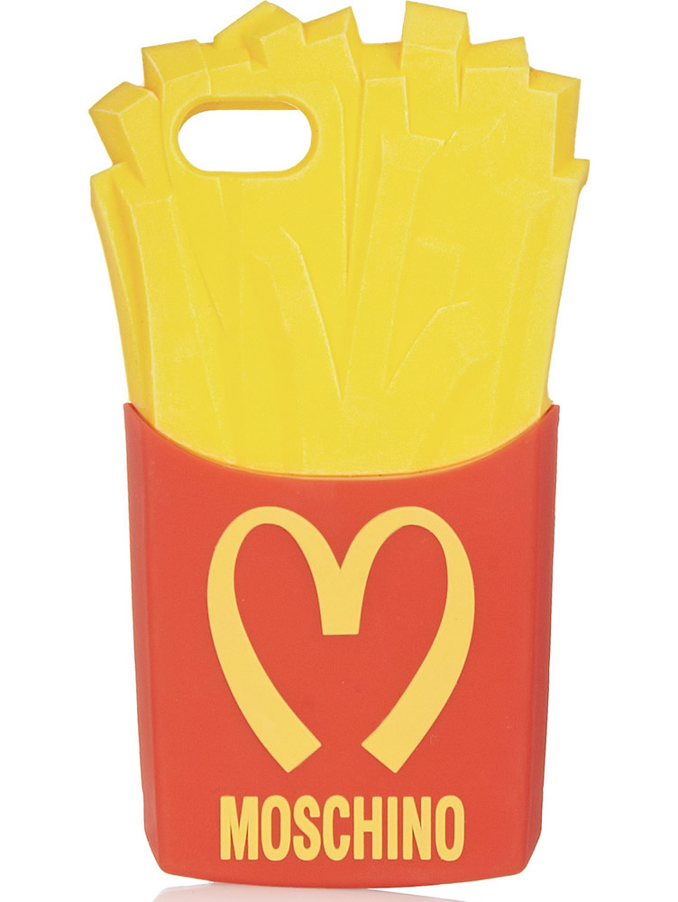 Moschino French Fries iPhone 5 Cover