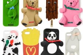 The Amazing, Wacky Moschino iPhone Cases