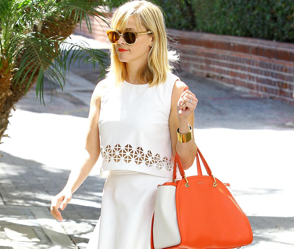 Reese Witherspoon Maiyet Peyton Bag