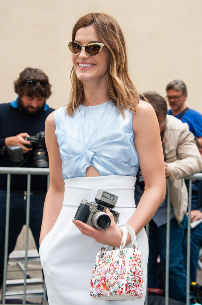 The Many Bags of Celebrities at Paris Couture Week Fall 2014-13