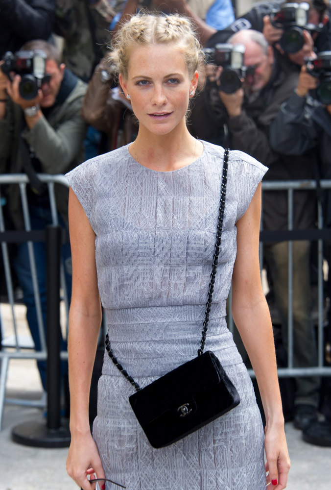 The Many Bags of Celebrities at Paris Couture Week Fall 2014-18