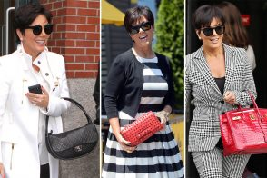 The Many Bags of Kris Jenner