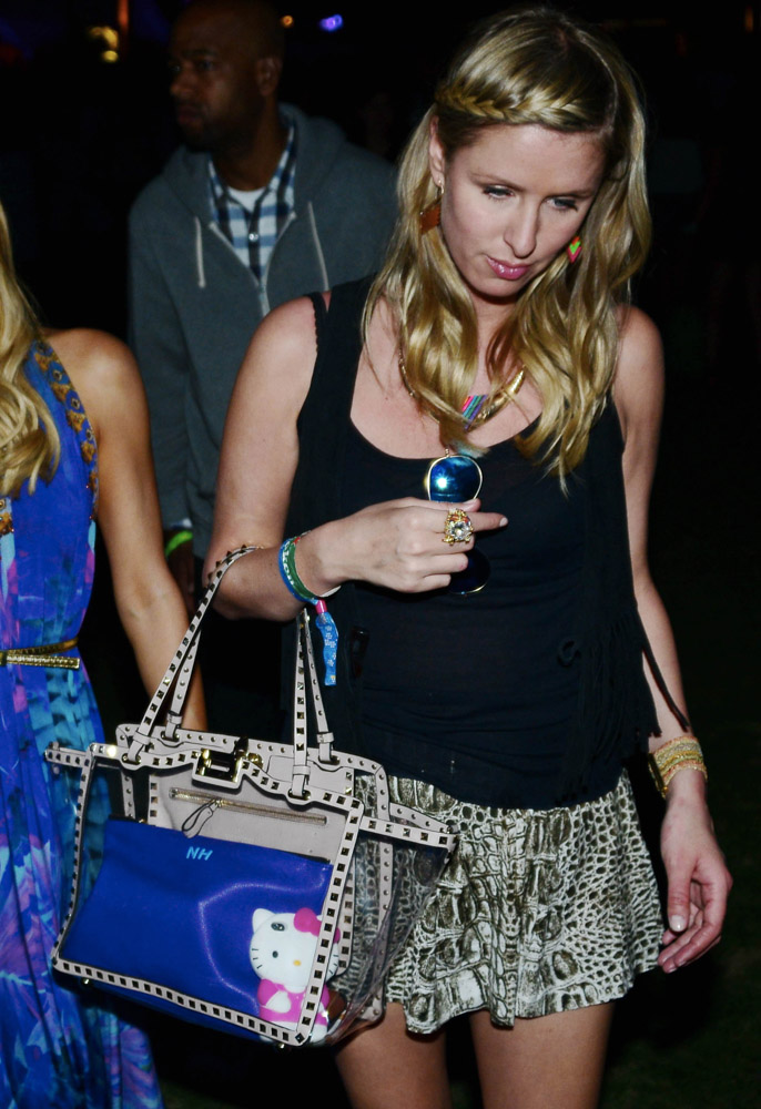 The Many Bags of Nicky Hilton Part 2-2