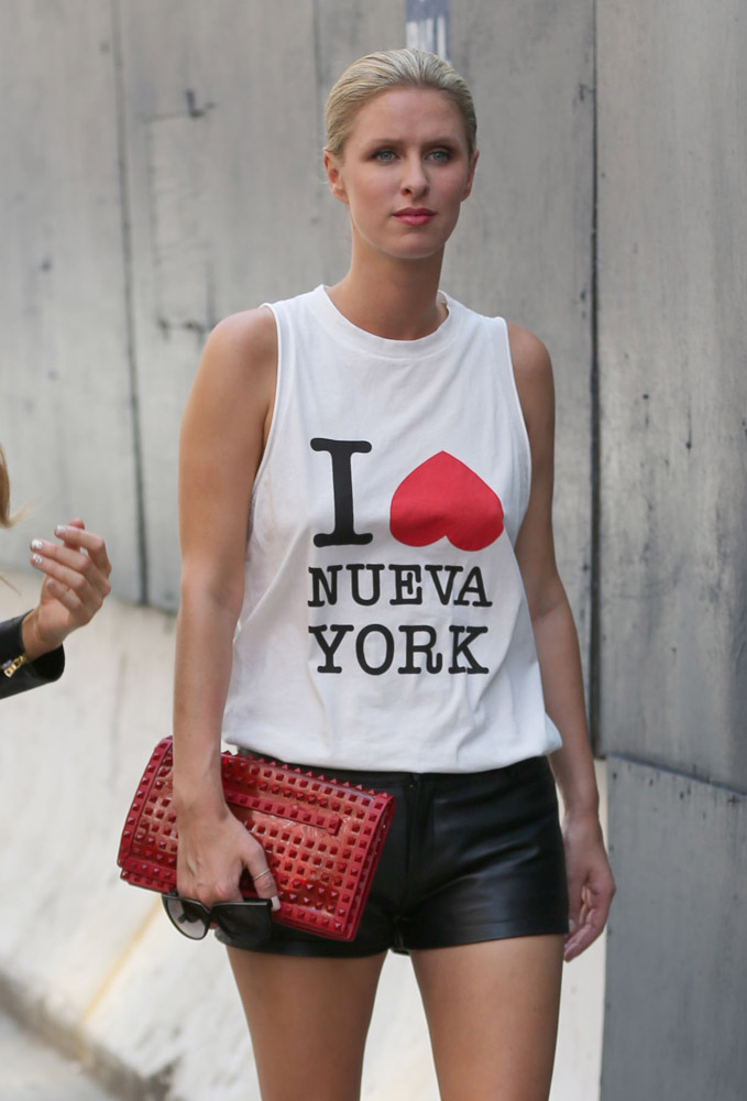 The Many Bags of Nicky Hilton Part 2-5