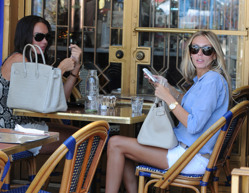The Many Bags of Petra and Tamara Ecclestone-11