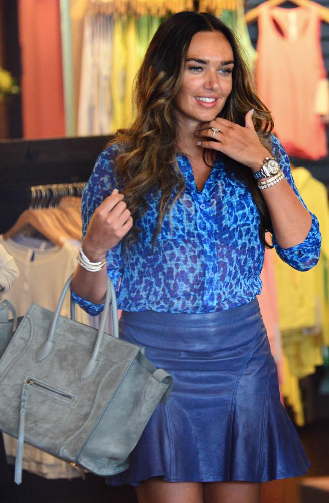 celine handbags on sale - The Many Bags of Petra and Tamara Ecclestone - PurseBlog