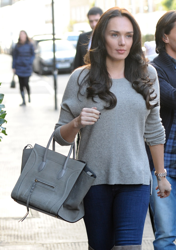 where to buy celine luggage tote - The Many Bags of Petra and Tamara Ecclestone - PurseBlog