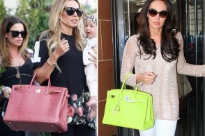 The Many Bags of Petra and Tamara Ecclestone