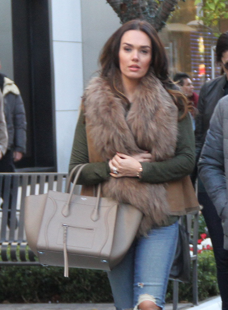The Many Bags of Petra and Tamara Ecclestone-31