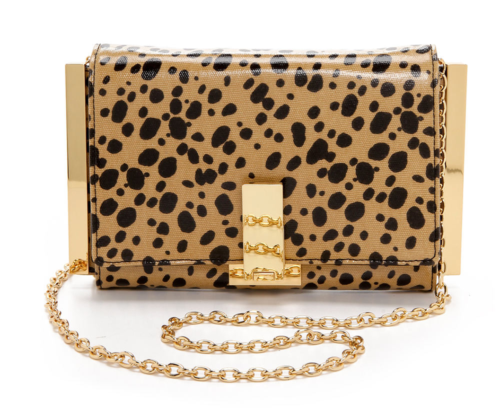 ZAC Zac Posen Loren Wallet on a Chain Bag