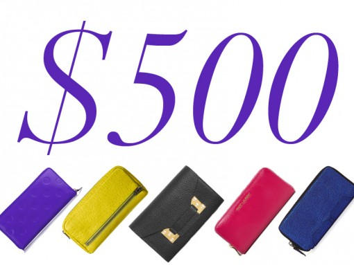 5 Under 500 Long Wallets