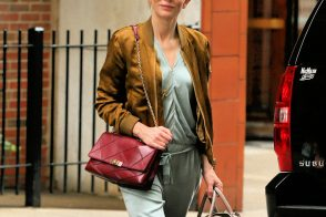 Cate Blanchett Doubles Up with Roger Vivier and Givenchy Bags