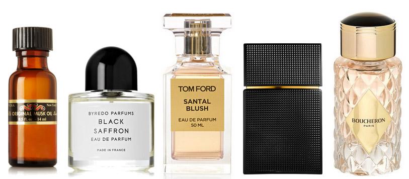 Fall Transition Pefumes
