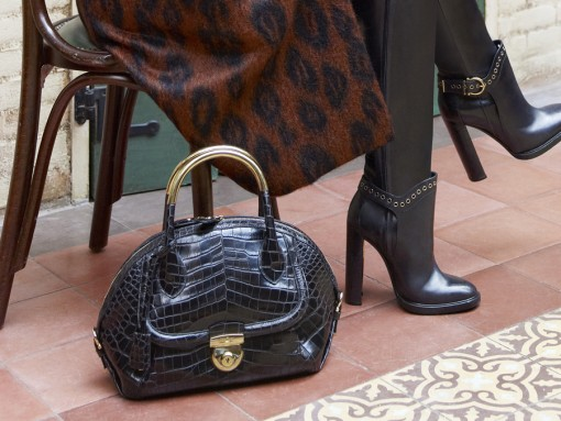 Ferragamo FW14 Runway Collection Digital Trunk Show Bagjpg