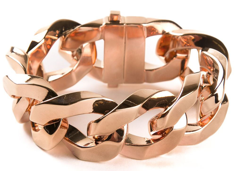 Givenchy Chain Link Cuff