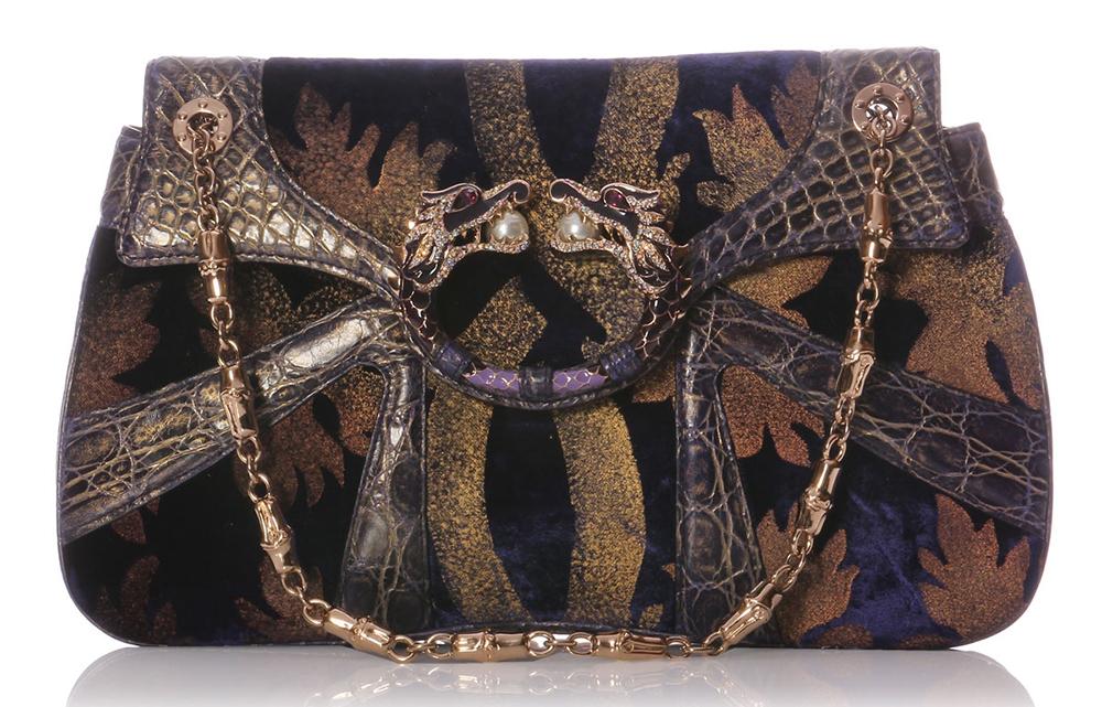 Gucci Dragon Evening Bag