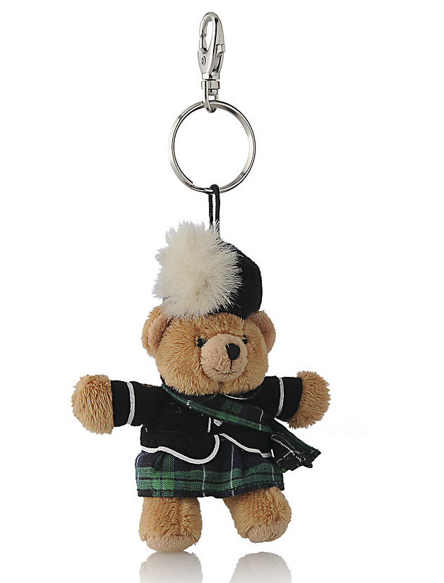 Harrods Piper Bear Key Ring