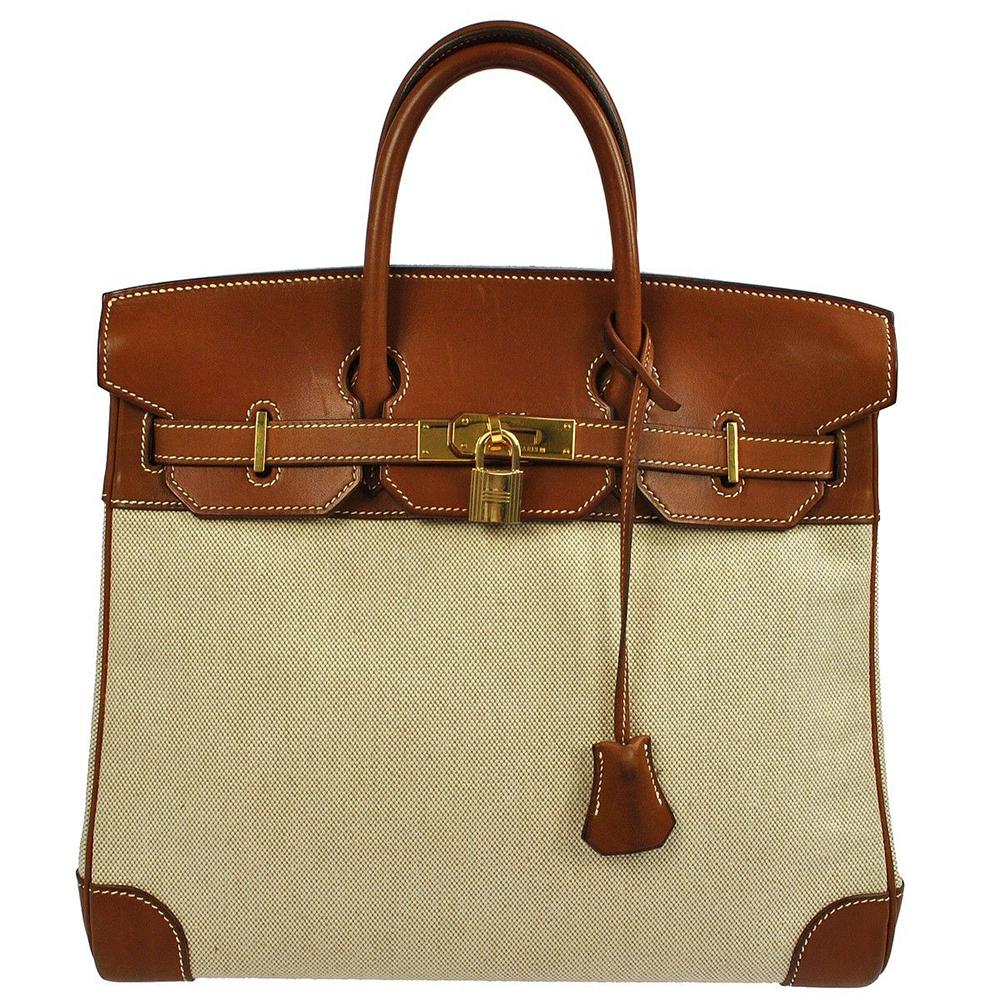 Hermès Haut a Courroies Bag