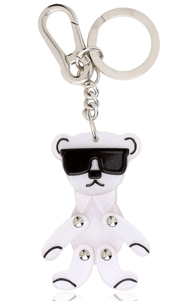 Karl Lagerfeld Bear Key Holder