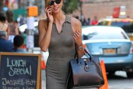 Karlie Kloss Traverses NYC with a Jason Wu Bag