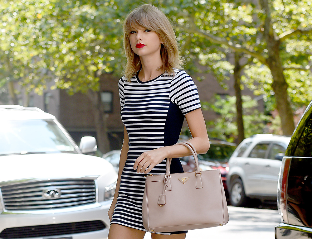 Taylor Swift Prada Executive Tote